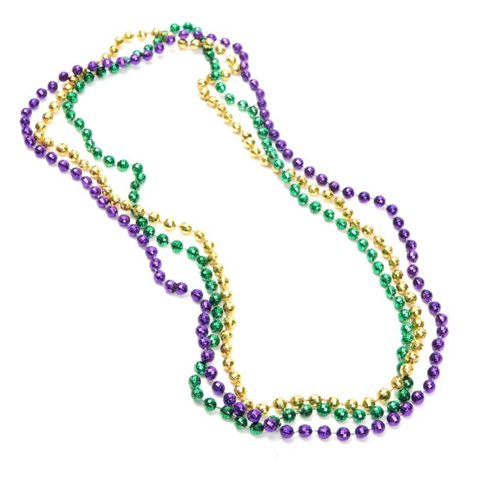 jewelry mardi costume gras walmart beads fun party necklace beaded carnival ip com