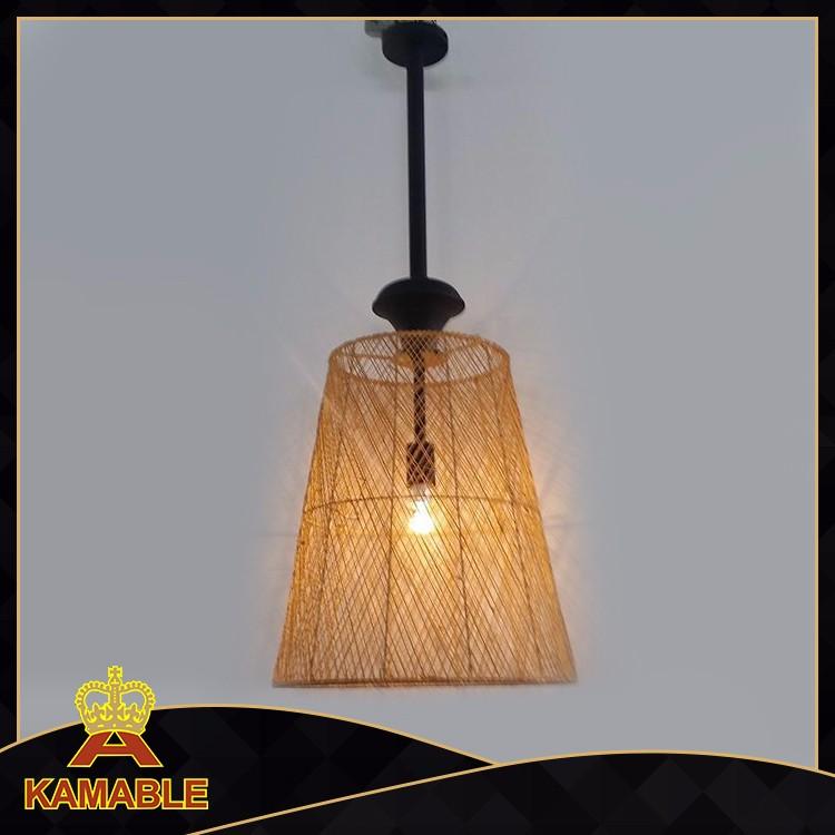 Best Price Rattan Pendant Lamp Shade