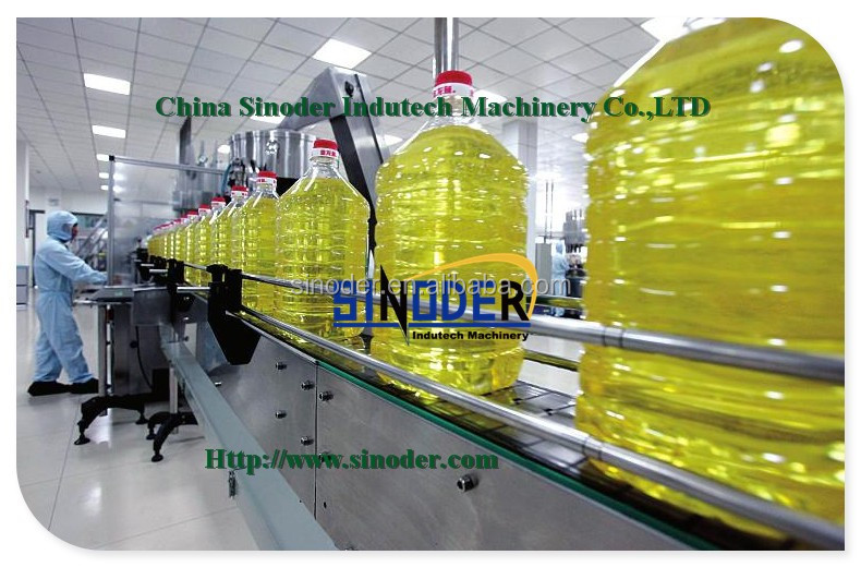 50t/d Soybean Oil Refinery Equipment,Soybean Oil Production Line ...