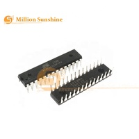 NEW and ORIGINAL ic chip ATMEGA328P-PU for UNO R3