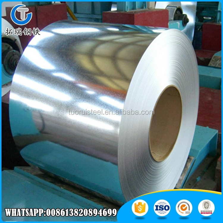 color coated prime hot dipped aluminium zinc coated galvanized steel coil