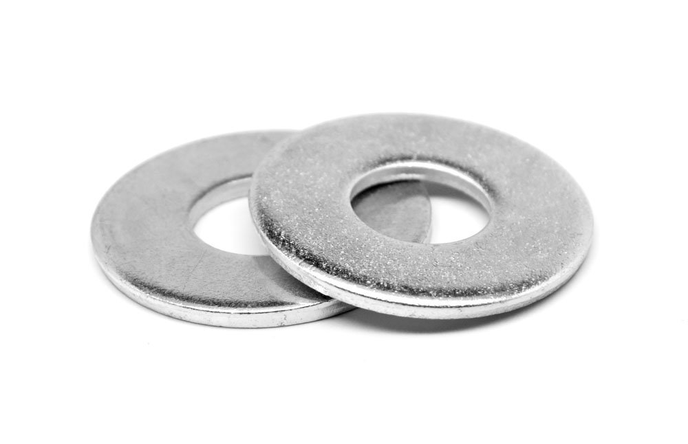 "7/8"" x 1 3/4"" x 0.134 MS15795-824 Flat Washer Stainless Steel 18-8 Pk 50"