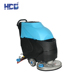 Super quality small manual floor scrubber dryer vacuum parking lot sweepers with single disc