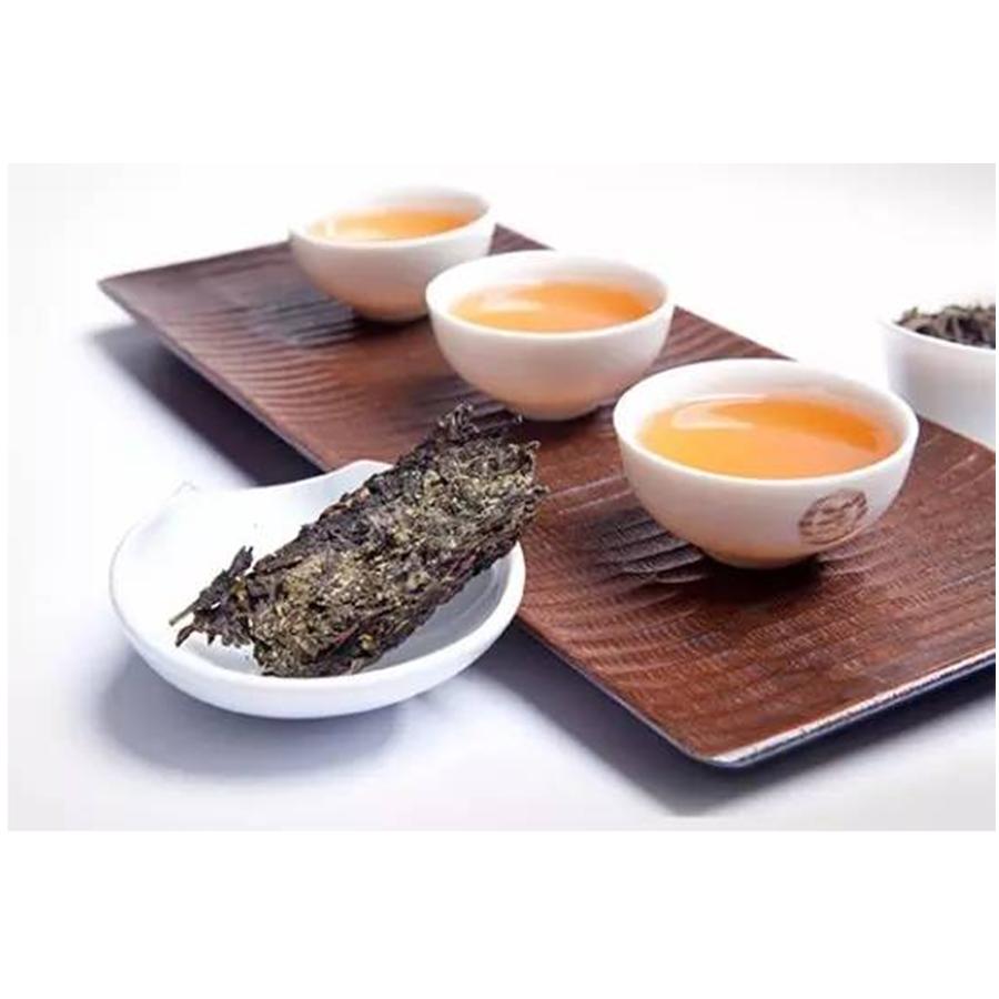World Famous Tea Prolong Life Fu Brick Dark Tea - 4uTea | 4uTea.com