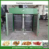 Hot air Electric or steam or gas heat industrial fruit and vegetable drying machine