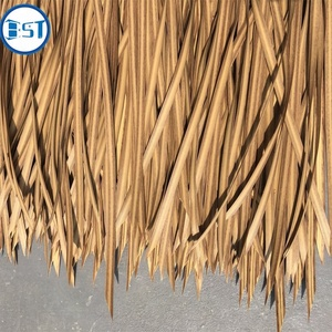 Wholesale building materials synthetic thatch roof reed thatching