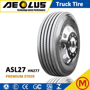 AEOLUS Windpower ASL27 HN277 295/75R22.5 285/75R24.5 TBR BUS Tyre Pickup Truck Tire