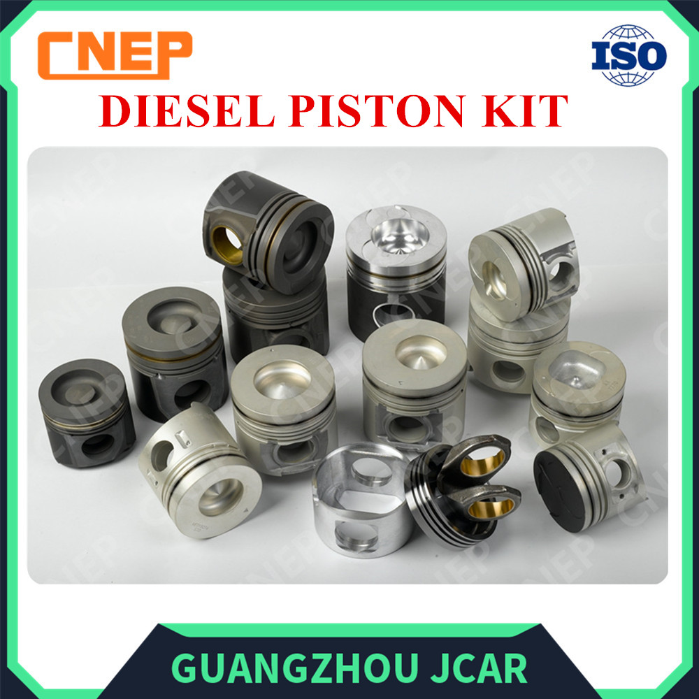 high quality man engine piston D0846 diesel parts