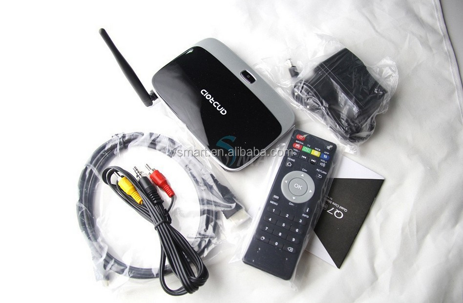 Visson tech CS 918 Google android 4.2 smart tv box