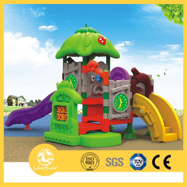 New Style Used plastic Slide Outdoor