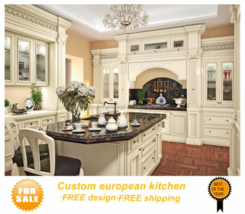 Custom made European style complete kitchen