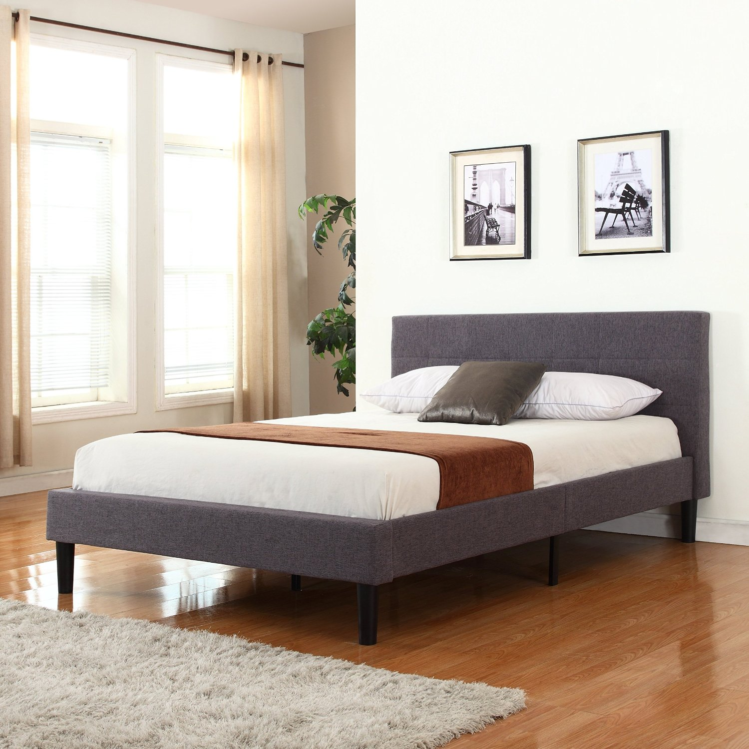 Cheap King Tufted Bed Frame, find King Tufted Bed Frame deals on ...