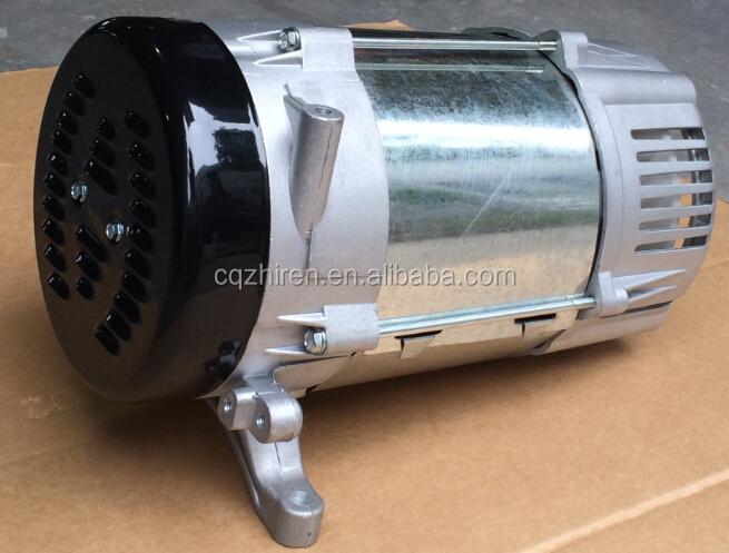 Small Electric Generator : Neodymium permanent magnet small electric generator motor