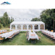 Customized White outdoor 3x9 4x6 party event tent