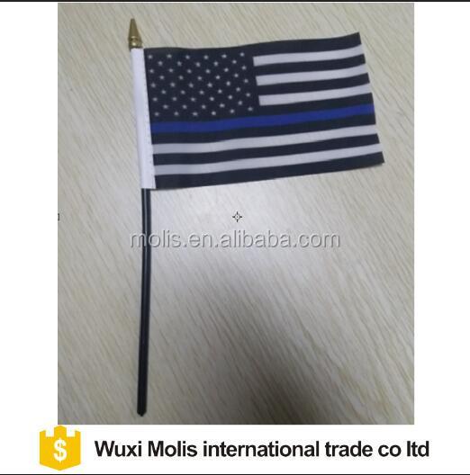 Buckles & Hooks Police thin Blue Line Paracord Bracelet*skull*law Enforcement Fine Workmanship Home & Garden