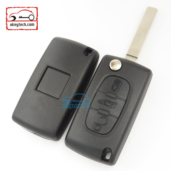 cheap peugeot 307 car key shell, find peugeot 307 car key shell