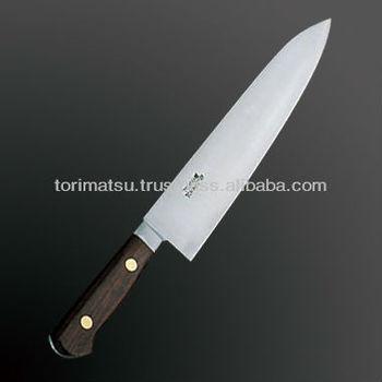 hand made kitchen knife torimatsu chefs knives 27cm buy chefs knives product on. Black Bedroom Furniture Sets. Home Design Ideas