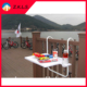 Portable Folding Balcony Hanging Folding Table