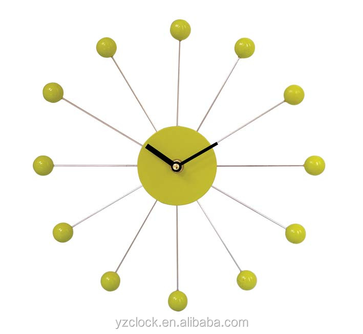 "Promotion 12""round wall clock,Quartz movement,special,can be designed"