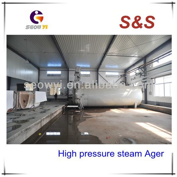 Szg-b High Pressure Steam Ager