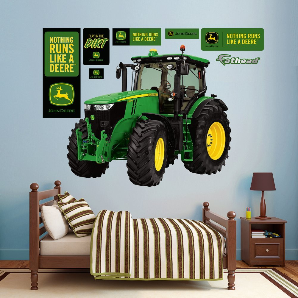 Delightful Get Quotations · Fathead John Deere 7280R Tractor Wall Decal