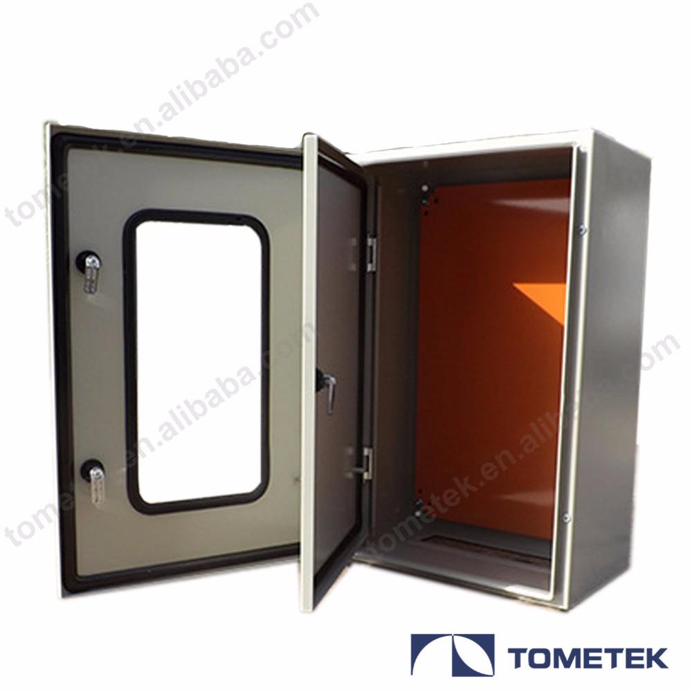 Ip65 Double Door Electrical Metal Enclosure - Buy Double Door Electrical  Metal Enclosure,Electrical Metal Enclosure,Metal Enclosure Product on