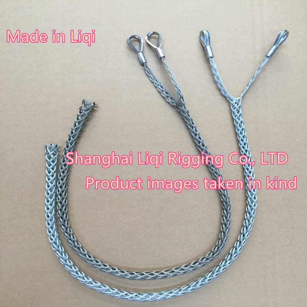 Doppelstränge weben doppel-augen grip kabelbinder hot-Kabel socke ...