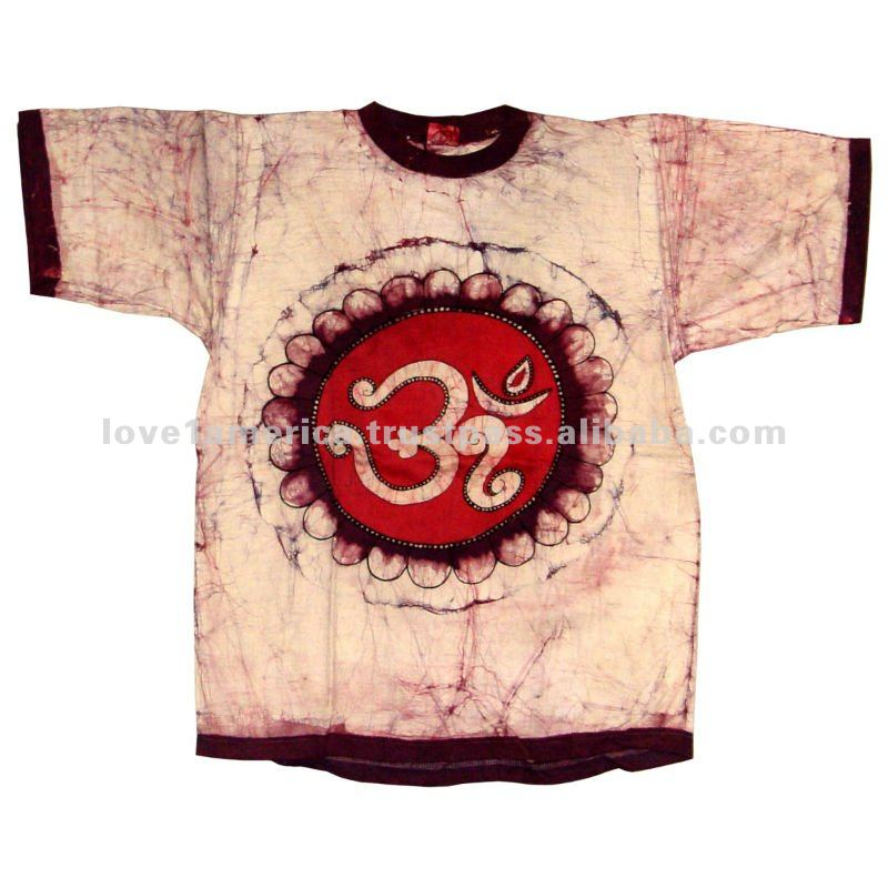 Hippie Batik T Shirts   Buy Cotton Batik T Shirt,Cheap Cotton T Shirts,Wording  Printed T Shirt Product On Alibaba.com