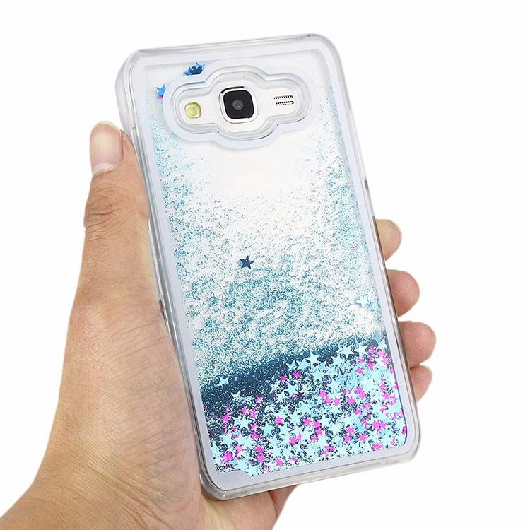 Coque De Téléphone Samsung Galaxy J5,Étui Transparent En Plastique Avec Liquide Et Étoiles Scintillantes - Buy Haute Qualité J5,Chine J5 Chaussures ...