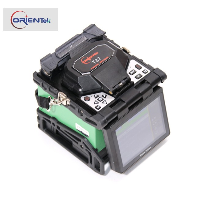 Double V-groove Fiber Optic Fusion Splicer Gt90-- Fiber Optic Equipments Communication Equipments