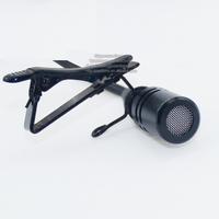 Ta4f Lavalier (lapel) Microphone For Shure Mic,Wireless Lavalier ...