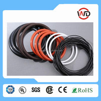 ROHS certificate NBR/EPDM/SILICON/VITON o ring manufacturer