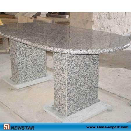 Reposteria mesa de granito tops encimeras y tapas for Precio mesada granito