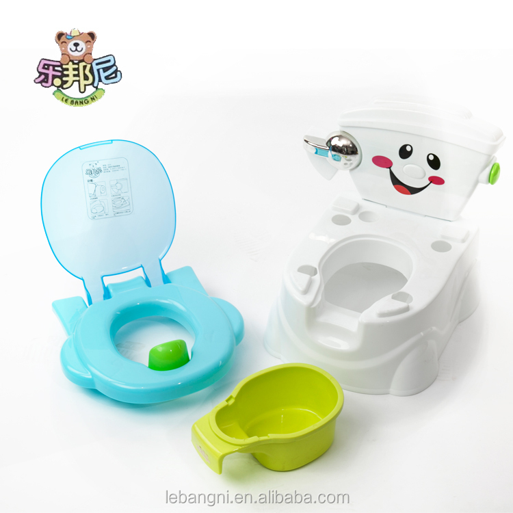 Adult Baby Toilet Seat/ 3 In 1 Functional Baby Potty - Buy Adult ...