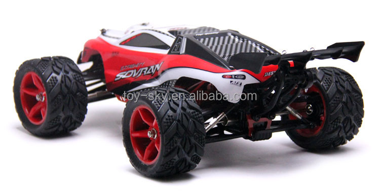 New Product 1 16 Scale Traas E Revo 4 Wd Electric Monster Truck Rtr