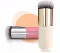 Professional Fancy Artist Makeup Brushes Single Fluffy Makeup Tools for Face Contour for Cream Mineral Liquid Powder Cosmetics