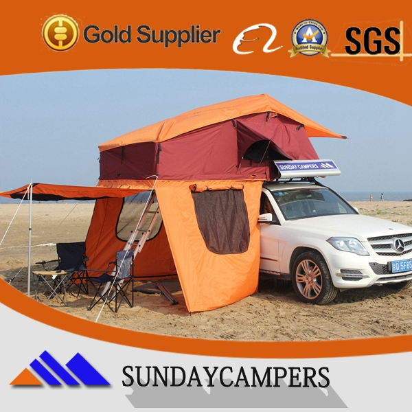 Sunday Campers Camping Equipment Car Roof Top Tent For
