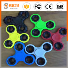 2017 NEW Coloful Hand Fidget 608 bearing fidget spinner Fingertip Gyro Anti Stress Toys for Kids & Adults