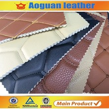 best price and good quality sofa cove car seat cover pvc sponge leather