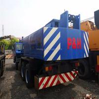 25 Ton Japan Used P&h Crane For Sale P&h T250 Mobile Crane - Buy ...
