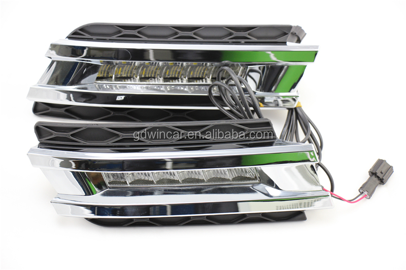 New products car accessories auto parts drl led for for Mercedes benz ml350 accessories