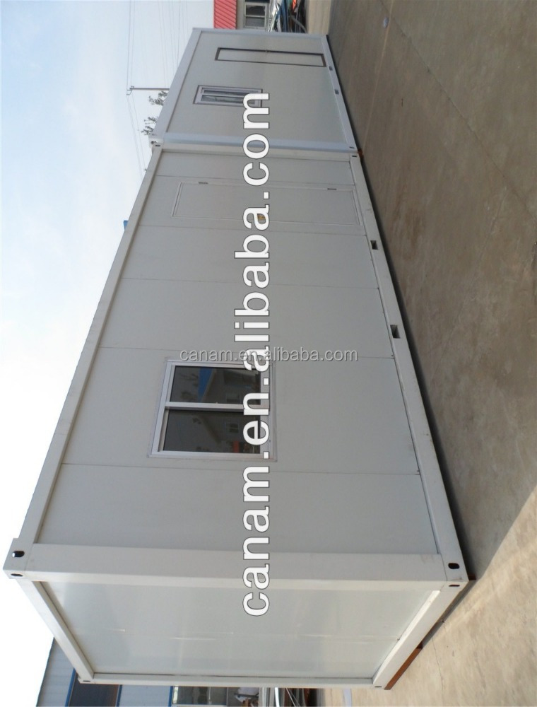 CANAM-Environment china fast install wooden prefabricated house for sale