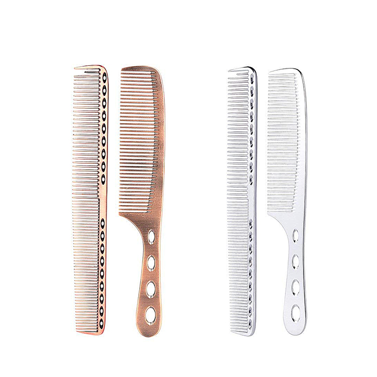 Best selling stainless <strong>steel</strong> <strong>hair</strong> <strong>comb</strong> flat metal <strong>comb</strong>
