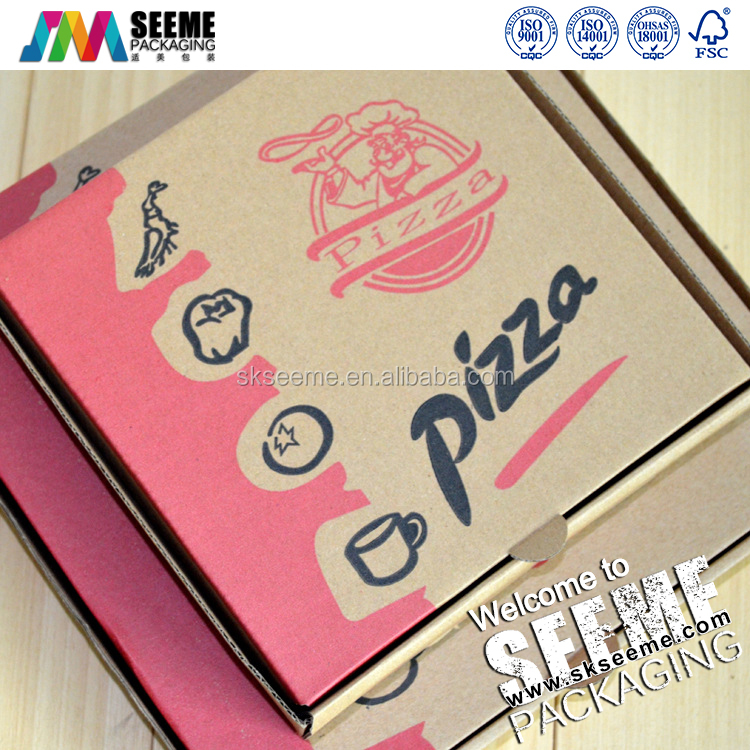 Most popular products pizza Packaging Box