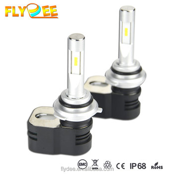 Factory price CE ROHS 30W 4200lm auto T5 led headlight h4 bulbs h7 h11 9005 9006 with 8-32V