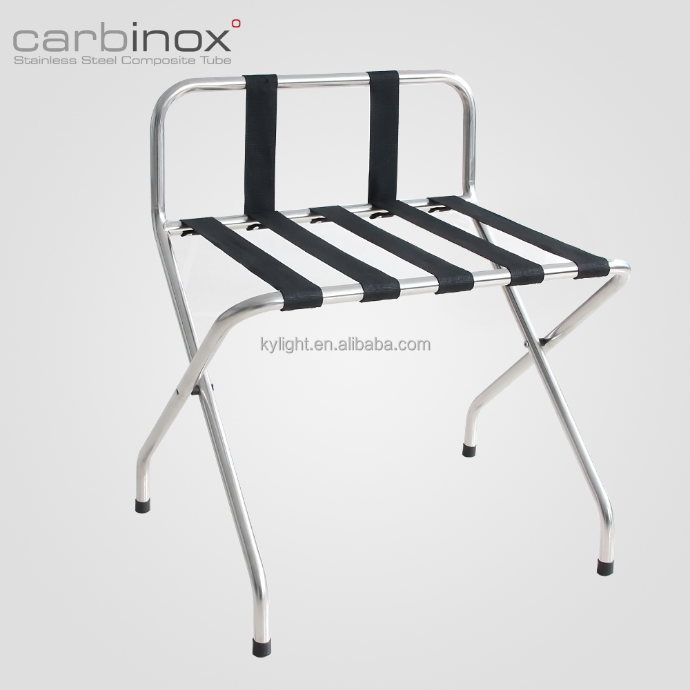 Hotel Furniture,hotel Luggage Stand,folding Luggage Stand