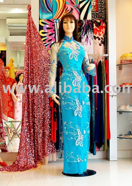 Modern Ao Dai Vietnam, Modern Ao Dai Vietnam Suppliers and ...
