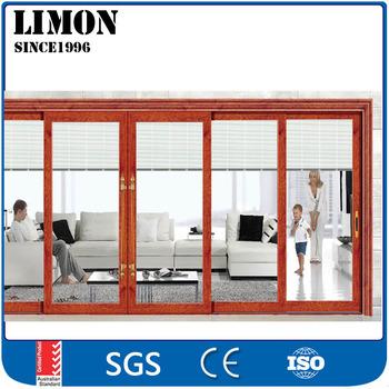 Durable Soundproof Glass Aluminum Interior Office Sliding Door For Homes Buy Soundproof