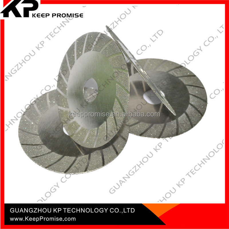 China Hot Selling 300mm Glass Abrasive Disc / Custom Electroplated ...