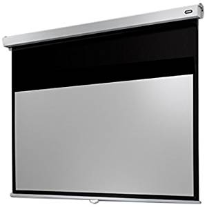 """celexon 72"""" Manual Professional Plus pull down projection screen 